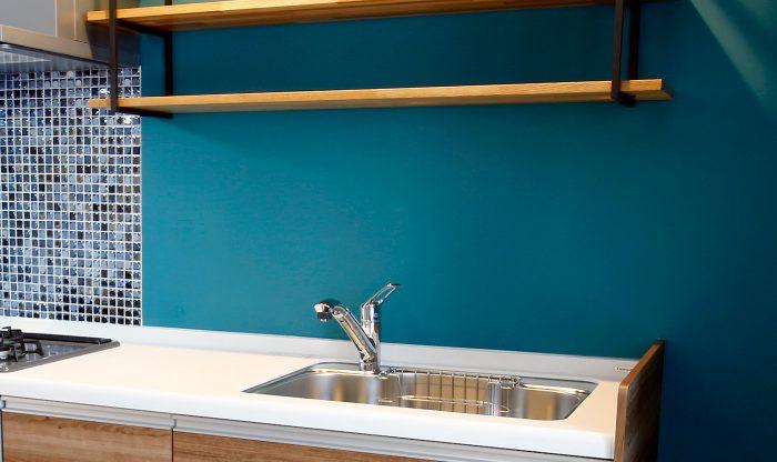 ビッグバーンズマンション北郷ⅢA 202号室 イギリスFARROW&BALL製塗料による壁塗装