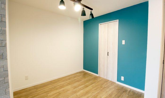 ビッグバーンズマンション北郷ⅢA 202号室 洋室