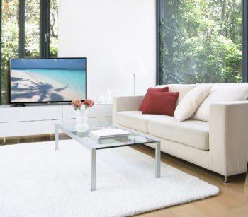 情熱価格PLUS 50V型 ULTRAHD TV 4K液晶 テレビ 利用シーン