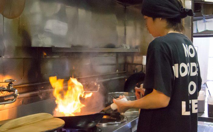 さっぽろ麺屋 文太郎 店主 成田さん