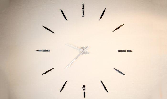 フェリーチェN36 105号室 時計