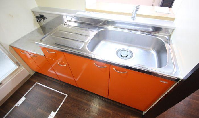 フェリーチェN36 105号室 キッチン