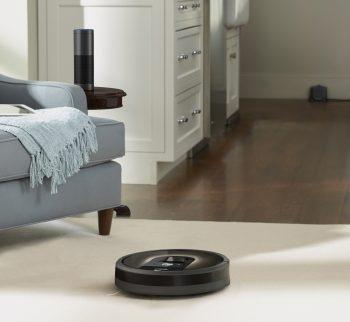 ルンバのWi-Fi対応機種はAmazon EchoとGoogle Homeに対応済み