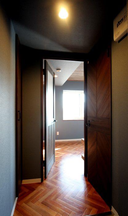 dole tukisamu(ドーレ月寒) 2号室タイプ 玄関