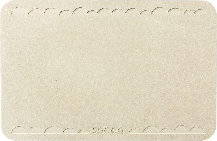 socca(ソッカ)珪藻土バスマット MOLN(モルン)