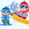 スキー・スノボシーズン到来!札幌近郊スキー場はいつオープン?